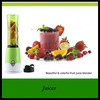 Professional factory provide mini fruit juicer/portable electric travel juicer/commercial juicers