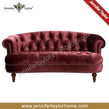 soggiorno divano di lusso camera design