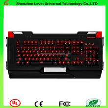 USB Wired Full Keyboard Wired Backlight Game Mechanical Keyboard