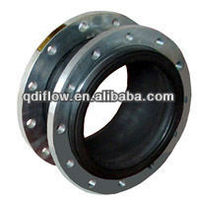 Neoprene expansion joints with flange coonection