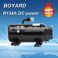 r134a 12v dc electric ac compressor for mini air conditioner