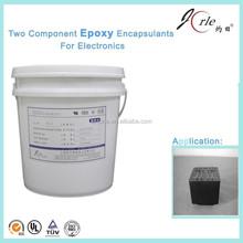 Epoxy RTV Curing copper strip for Transformer winding Potting Sealant