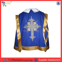 hot selling high quality medieval knight costume halloween costume PGMC-0282