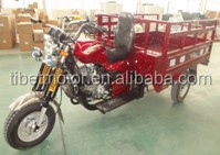 chine gas enclosed 3 wheel motorcycle ZF150ZH