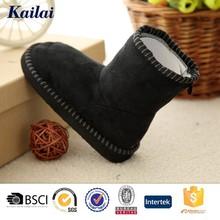 Stylish customized leather baby girl shoes