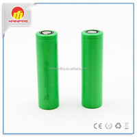Genuine 18650 cells V3/VTC3/VTC4/VTC5 2250mah 3.7v rechargeable li-ion battery cell