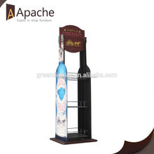 Great durability in shop acrylic jewelry display stand with pegs