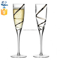 8-10oz hot sale champagne glass,colorful glass champagne flute,acrylic champagne glass