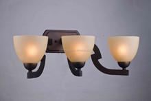 UL CUL Listed 2015 Newest Decoration 3 lights oil rubbed bronze bathroom light fixture