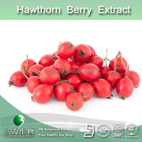 100% natural 5%~50% flavones extract of hawthorn berry