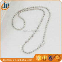 most popular products stainless steel ball chain, metal ball chain