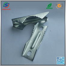 2015 Professinal Crash metal products Custom Sheet Metal Stamping Plate