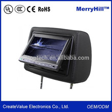 9 - 36 V Wide Voltage Input 7 Inch 8 Inch 9 Inch TFT Car LCD Monitor Mini TV