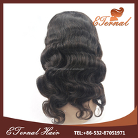 top quality Cheap virgin brazilian remy human hair Body Wave U part wig products with factory price