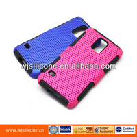 PC+Silicone Mobile Phone Accessories Dubai For Samsung Galaxy S5
