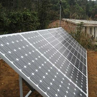 HYE Green energy saving 500W high quality solar off grid system