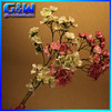 New Designs Table Decorative Flower 73cm fake cherry blossom Artificial tree branch for Wedding Decor - Factoy Direct