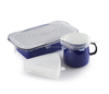 Hot Selling High Sealing ceramic cups with silicon lids