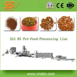 Full Automatic Dog/Pet/Cat/Fish And So On Pet Food Processing Line /Dry Dog Cat Pet Food Manufacturing Machine
