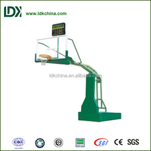 Low price customized adjustable basketball system