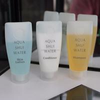 Hotel Beatiful Cosmetic bottle/branded hotel bath cosmetic/luxury 5 stars hotel spa cosmetics
