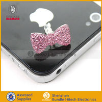 New Arrival Fashion Design Anti Dust Plug For Smartphone