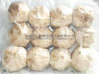 since 2007 China Pure Taste 100% 90Days Fermentation Black Garlic Anti-cancer Regulate Blood Sugar Balance Good For Health