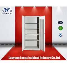 high quality Modern design bedroom product stainless steel filing/clothes swing closet doors wardrobe cabinet/cupboard/locker