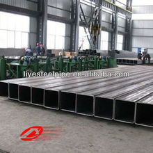Tianjin Liye Q235 Large ms square tube