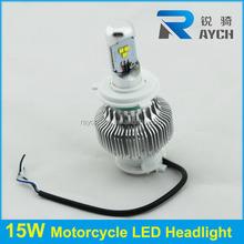 Wholesale Universal 15W motorcycle led headlight no battery problem