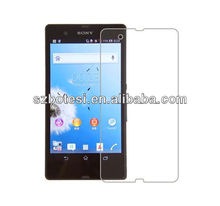 paypal accepted, anti glare/anti fingerprint/matte screen protector for sony xperia z/L36h