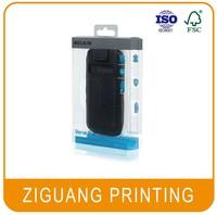 Custom plastic packaging box for phone case
