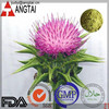 FDA certification Silybum Marianum Silymarin Milk Thistle Powder Extract