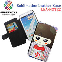 Printable Leather case for Samsung Galaxy NOTE 2 N7100
