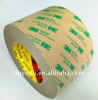 3M 467MP Die cutting adhesive transparent two sided adhesive tape