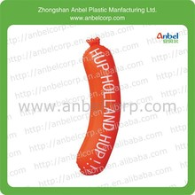 high quality inflatable sausage advertise item