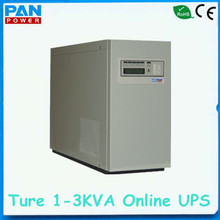 2KVA Battery Backup Online UPS With IGBT and Double Conversion