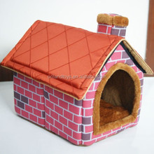 2015 New Arrival 55*40 *42 cm Luxury Design dog house dog cage pet house