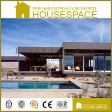 Nice Designed Decorated Prefab House Luxury For Accommodation