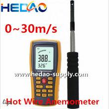 2015 nuevo estilo barato precio Hot Wire anemómetro