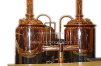 Micro copper beer brewing equipment fermenation tank