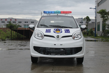 Closed electric patrol car, EPS electronic steering power, Remote key, Processing customization