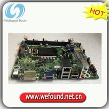 100% Tested desktop Motherboard for HP IPXSB-DM ITX h61 699340-001 DC-19V 661846-001 Mainboard,System Board