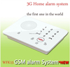 FDL-WFK15 3G gsm wifi alarm system, GSM Quad-Band 3G Alarm System,99 zones for alarm relay switch for house safety