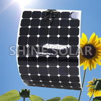 100W mono crystalline solar panel 12v solar panel, PV solar module