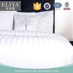 100% Cotton best selling products china hotel supplier bed cover