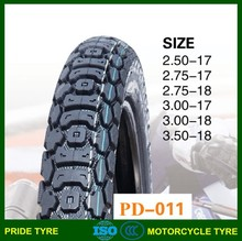 Motorcross tire 350-18 350-18TL motorcycle tubeless tyre