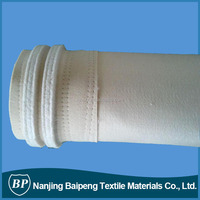 Coal fired boiler gas filter , PPS / Ryton Dust Filter Bag widely applied in Power generation plant