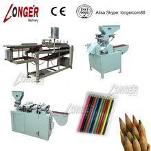 New Condition Eco-friendly newspaper/paper/recycled paper Pencil Machine