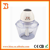 Plastic genius food chopper